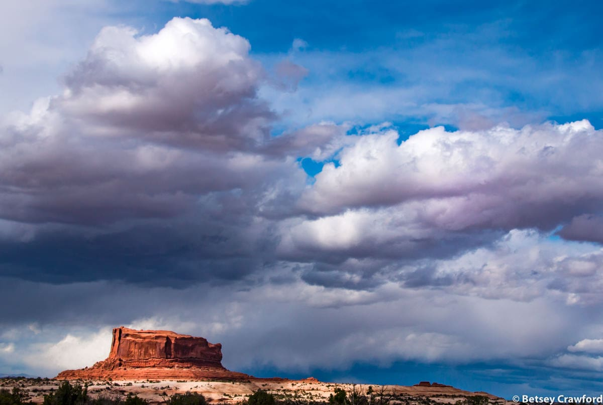Grand View Point, Canyonlands National Park, Moab, Utah