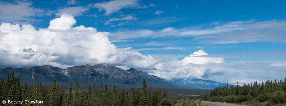 Alaska highway to Tok