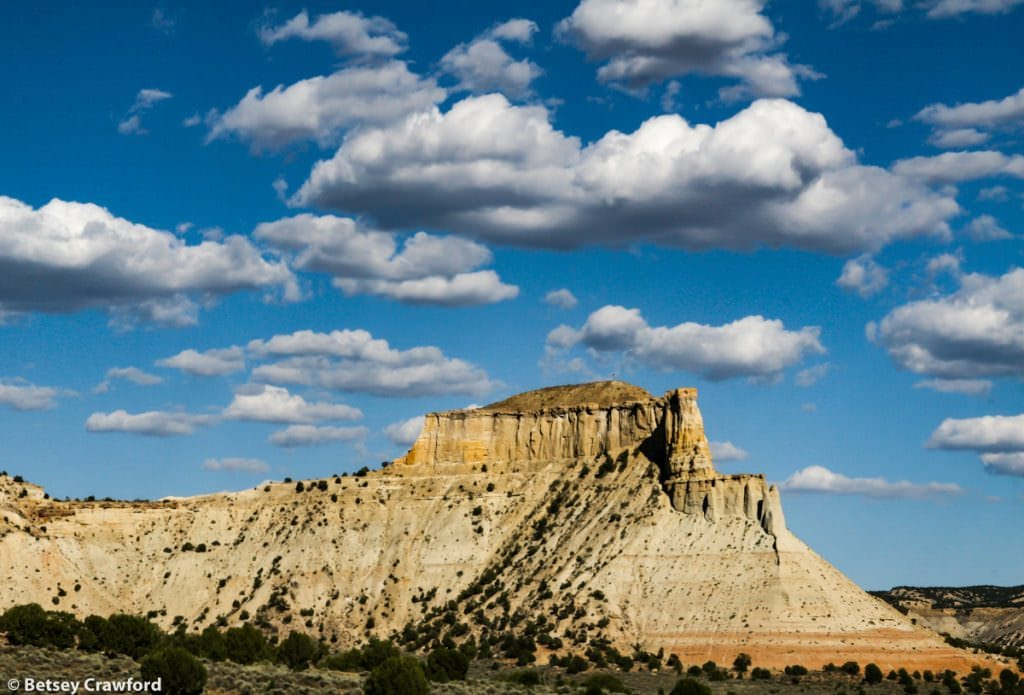 Along Route 12, through Grand Staircase Escalante. Deep time in Utah by Betsey Crawford