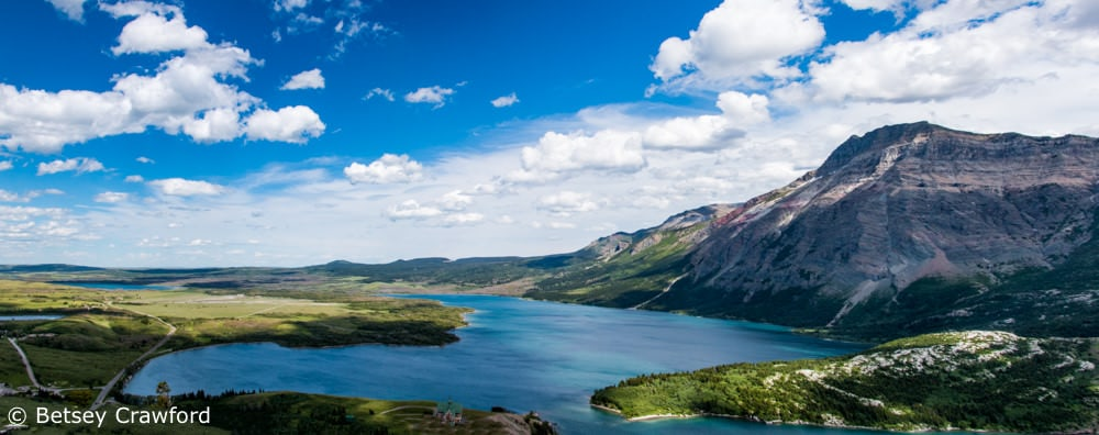 Saving half the earth: Waterton Lakes National Park, Alberta, Canada by Betsey Crawford