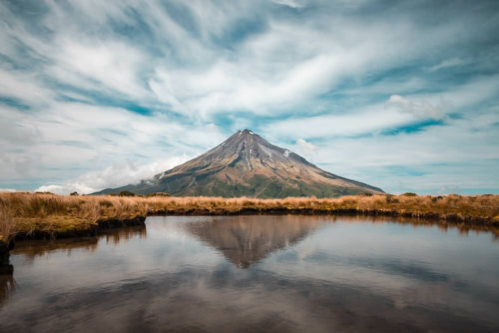 Mount Taranaki has been granted personhood rights